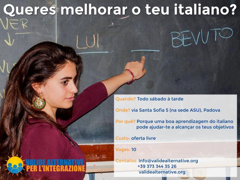 Corso italiano pt