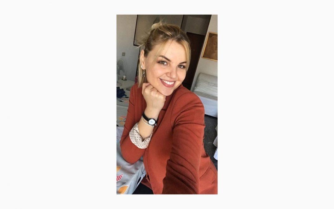 Mihaela Magdalena Margel-tirocinante ACT